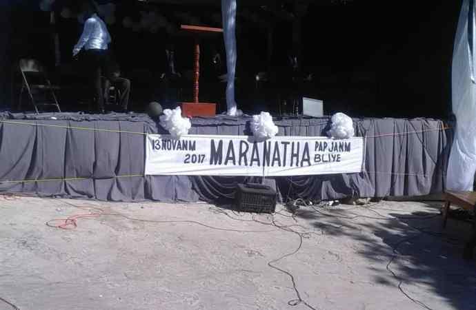 Massacre à grand ravine : un an après «Maranatha pa janm bliye»