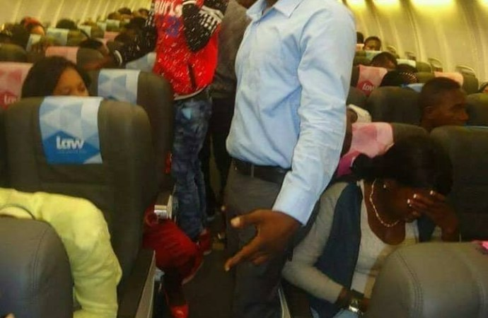 Migration : 176 migrants haïtiens atterriront à Port-au-Prince dans les prochaines heures
