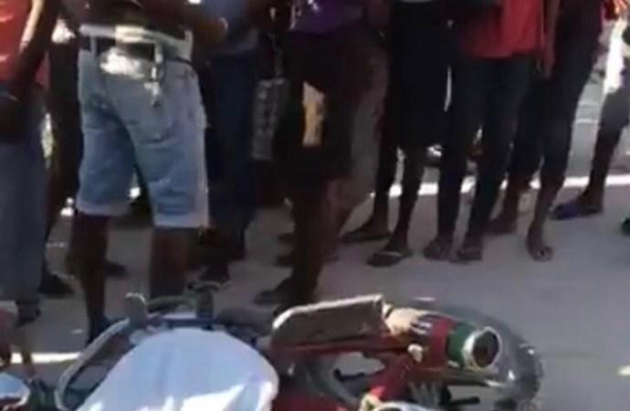Tension à Pernier: une personne tuée par la police