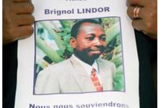17 ans après, Eddy Jackson Alexis se souvient de la mort de Brignol Lindor