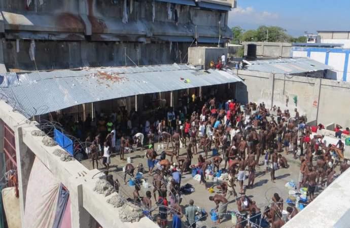 Combat contre la détention préventive  prolongée, Paul Éronce Villard pose ses premiers  actes
