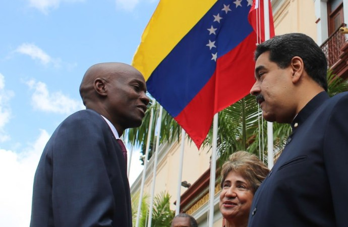 Haïti tourne le dos au Vénézuela