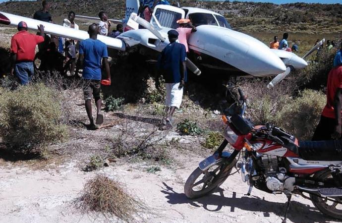 Nord-Oeust: un avion transportant de la drogue intercepté, des individus arrêtés