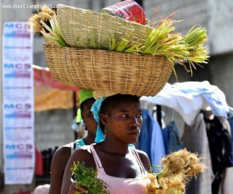 Femme au foyer en Haïti entre satisfaction et déception