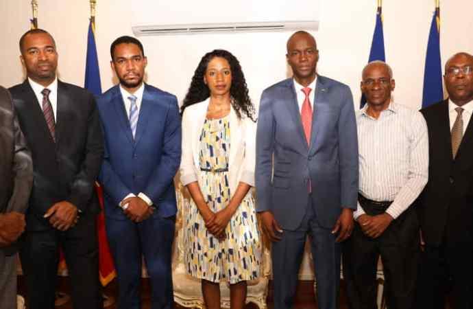 Jovenel Moïse multiplie les rencontres avec les acteurs politiques