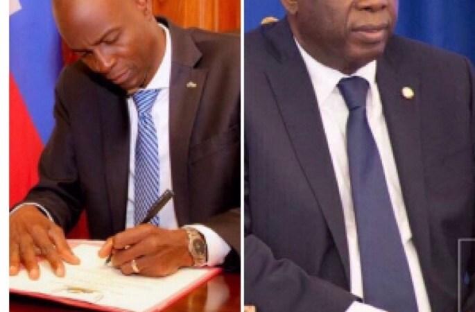 Le jeu de correspondance continue entre Jovenel Moïse et le Parlement