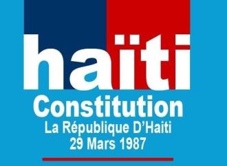 La Constitution de 1987 mise en débat ce 29 mars