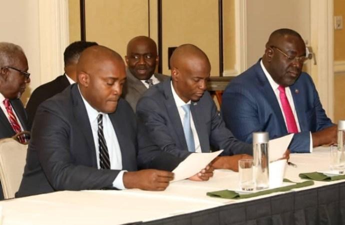 Mini-Sommet USA-Caraïbes: les chefs d'Etat  fixent leurs priorités avant de rencontrer Trump