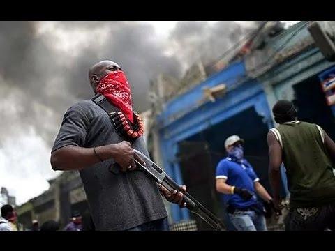 Les gangs nous envahissent, Nesmy Manigat s'interroge sur l'avenir de Port-au-Prince