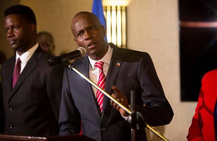 Affrontements entre gangs armés : Jovenel Moïse demande aux autorités Policières d'agir