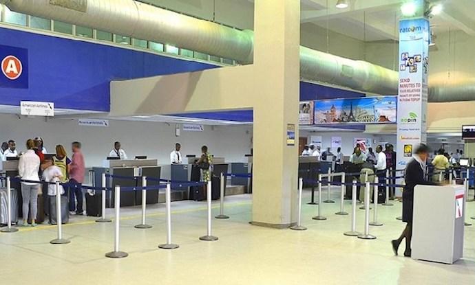 Une petite coupure d'électricité à l'aéroport crée le buzz
