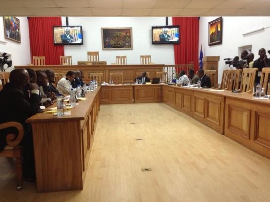 Ratification du PM : Une commission spéciale formée au Sénat