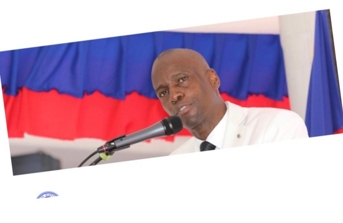 «Sans un dialogue franc et sincère le pays sombrera dans l'anarchie», répète Jovenel Moise