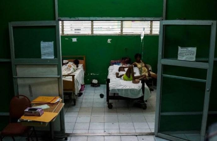 Les médecins internes de l'HUEH entrent à nouveau en grève