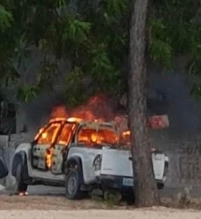 Margareth Fortuné victime d'attaque armée, son véhicule incendié
