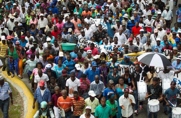 République Dominicaine: Plus de 52 mille migrants haïtiens rapatriés durant le dernier semestre, selon le GARR