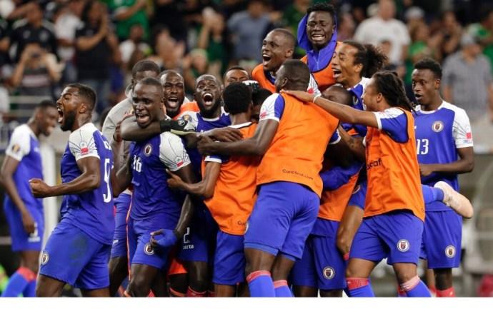Haïti-Sport: la Présidence accorde une prime spéciale de $ 4000 à chaque Grenadier