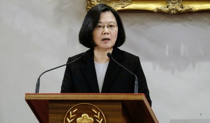 La présidente de la République de Chine Taïwan attendue en Haïti