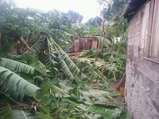 Haïti-intempéries: Inondation à Port-de-Paix