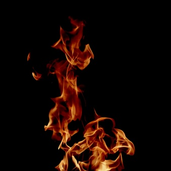 Début d'incendie à l'aéroport Toussaint Louverture