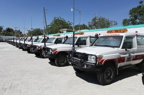 Le Centre Ambulancier National dans l'incapacité de répondre aux urgences