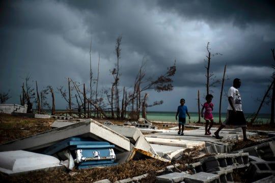 Ouragan Dorian aux Bahamas: 309 Haïtiens portés disparus
