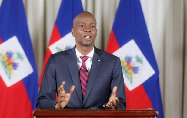 """Haïti-Crise: Jovenel Moïse entend le """"cri du peuple"""", appelle à une trêve historique"""