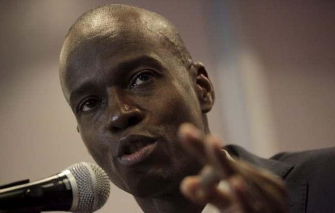 «Mon administration travaille pour ramener la paix dans le pays», dixit Jovenel Moïse