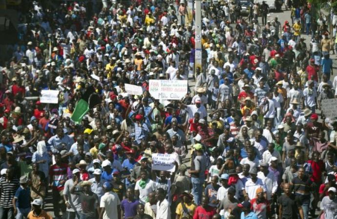 Haïti-Crise: l'ONU dans le viseur des opposants