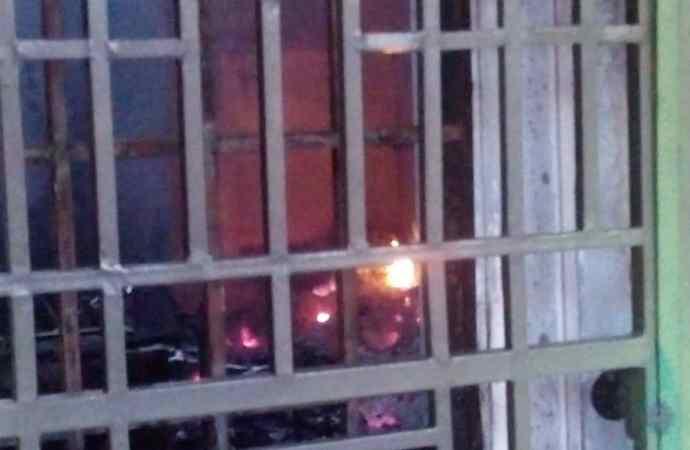 Jacmel: incendie des locaux de la CSCCA