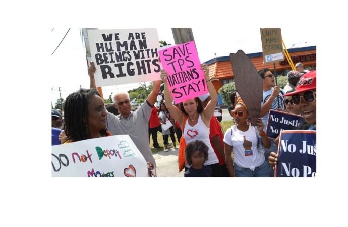 Haïti-Immigration: Prolongation du TPS jusqu'au  4 janvier 2021