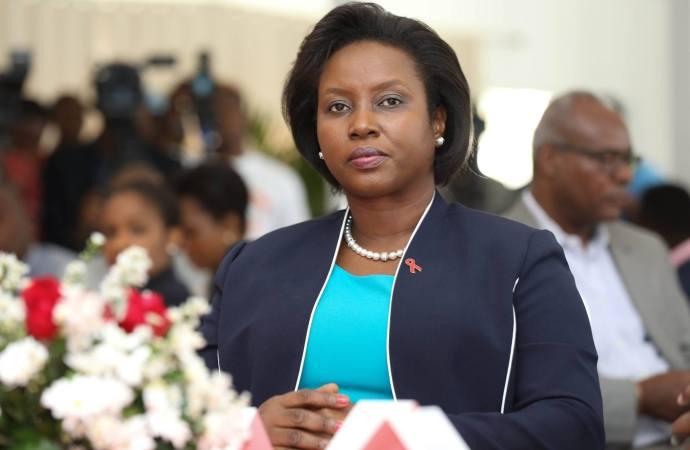 Nécrologie: l'épouse du président Jovenel Moïse est en deuil