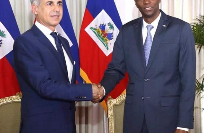 Cristian R. Maluf, nom du nouvel ambassadeur du Chili en Haïti