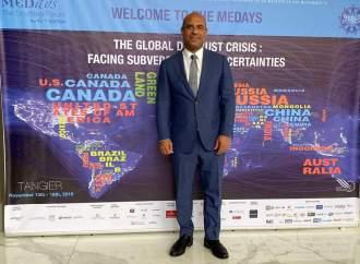 Laurent Lamothe participe à la 12ème édition MEDays au Maroc