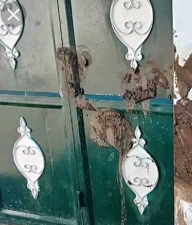 Cap-Haïtien: les murs de plusieurs écoles badigeonnés de matières fécales
