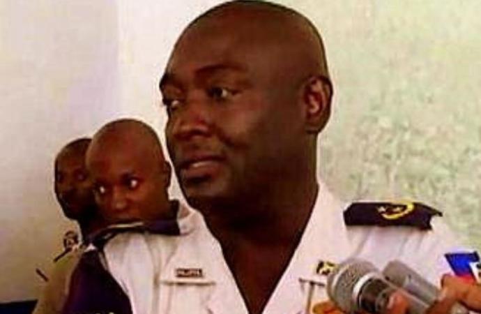 Alain Auguste à la tête de la direction logistique de la PNH