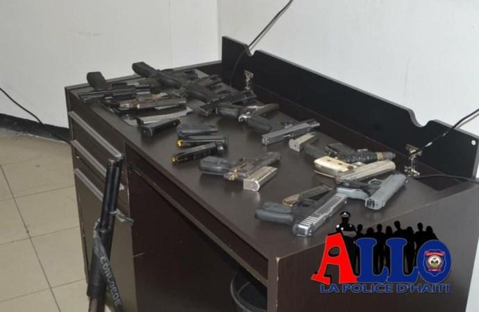 Opération policière-Bilan: 60 personnes arrêtées, une quinzaine d'armes saisies