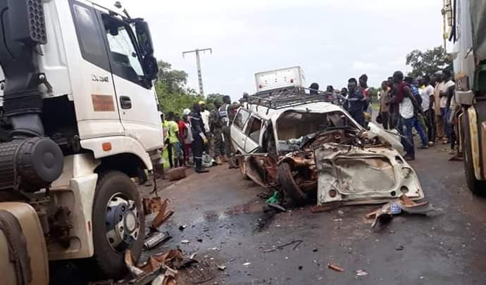 44 victimes enregistrées dans des accidents de circulation au cours du week-end
