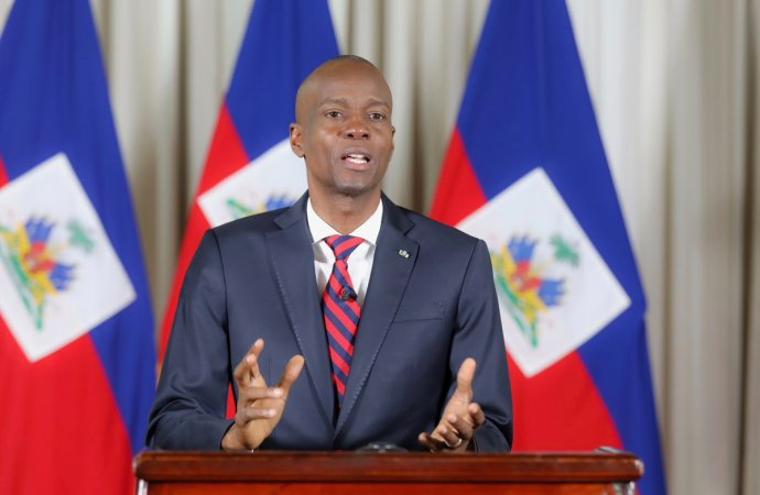 Haïti/ Politique  Jovenel Moïse continue de lancer désespérément des appels au dialogue