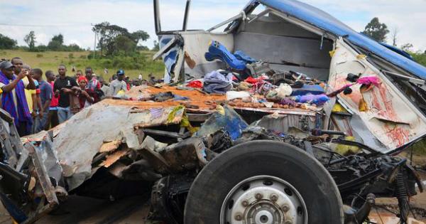 520 morts, 3317 blessés dans des accidents de circulation en 2019