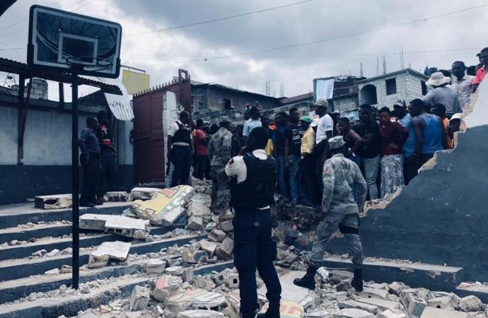 Au moins 1 mort  et plusieurs blessés dans un accident de circulation à Pétion-Ville