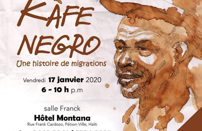 Kafé Negro, un film valorisant le courage des Haïtiens sous d'autres cieux