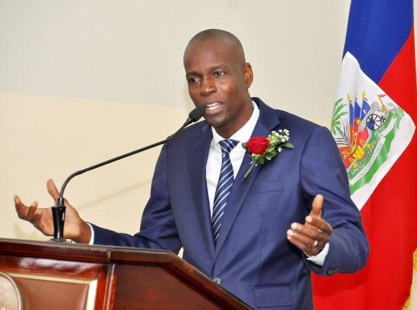 Je ne suis pas un dictateur, je travaille pour la réalisation des élections», explique Jovenel Moïse