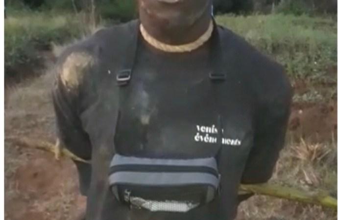 """Arrestation du présumé bandit """"Kilikou"""" dans le Sud"""