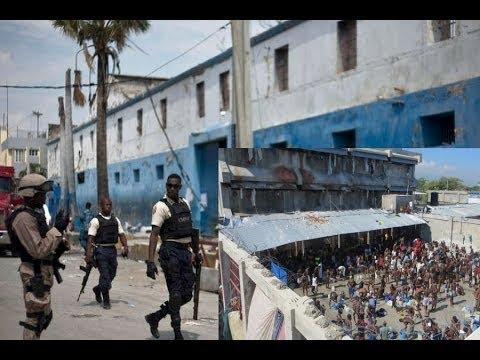 Tentative d'évasion au pénitencier national: un mort et un blessé