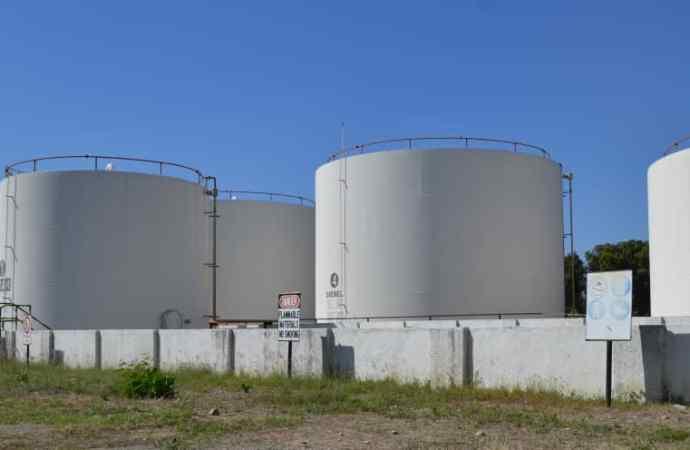 Le site de dépôt de carburant de la MINUJUSTH remis au gouvernement haïtien