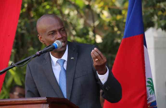 «Je suis le président de la dernière transition», réaffirme Jovenel Moïse