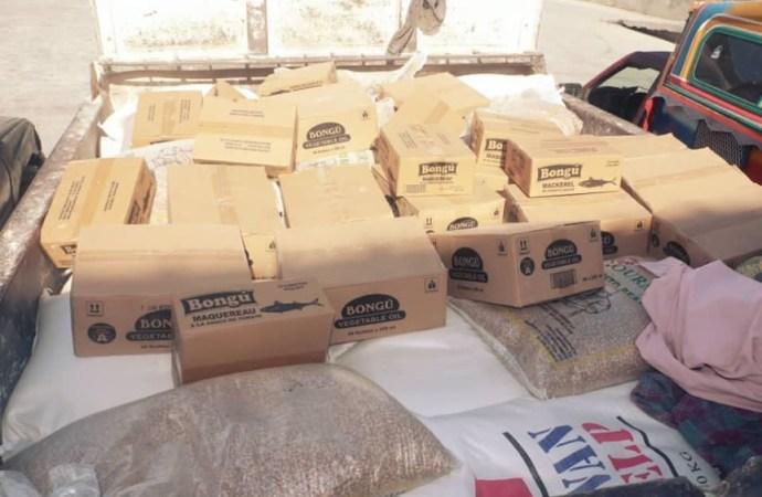 Le FAES poursuit son programme d'approvisionnement des restaurants communautaires