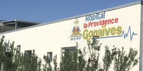 Vandalisme à l'hôpital La Providence des Gonaïves: 7 employés arrêtés