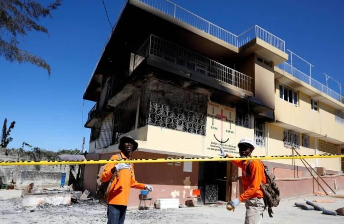 Incendie de l'orphelinat: la justice est saisie du dossier